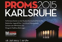 PROMS 2015 Karlsruhe