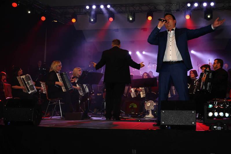 """Bui Doi"" auf dem Akkora-Konzert 2015"