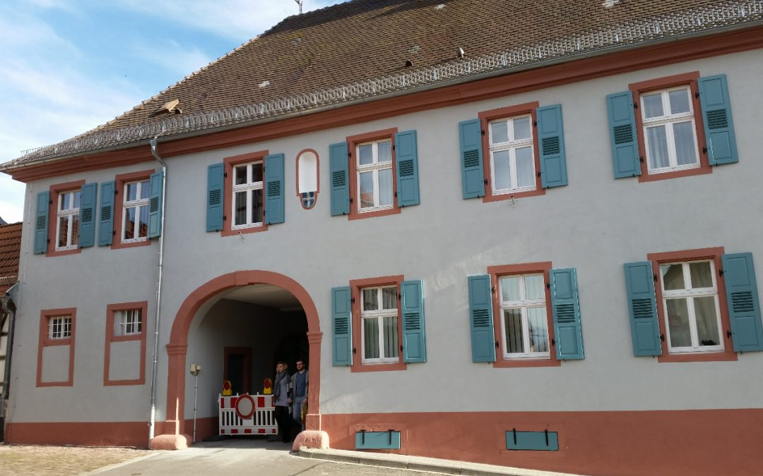 Rathaus Obergrombach