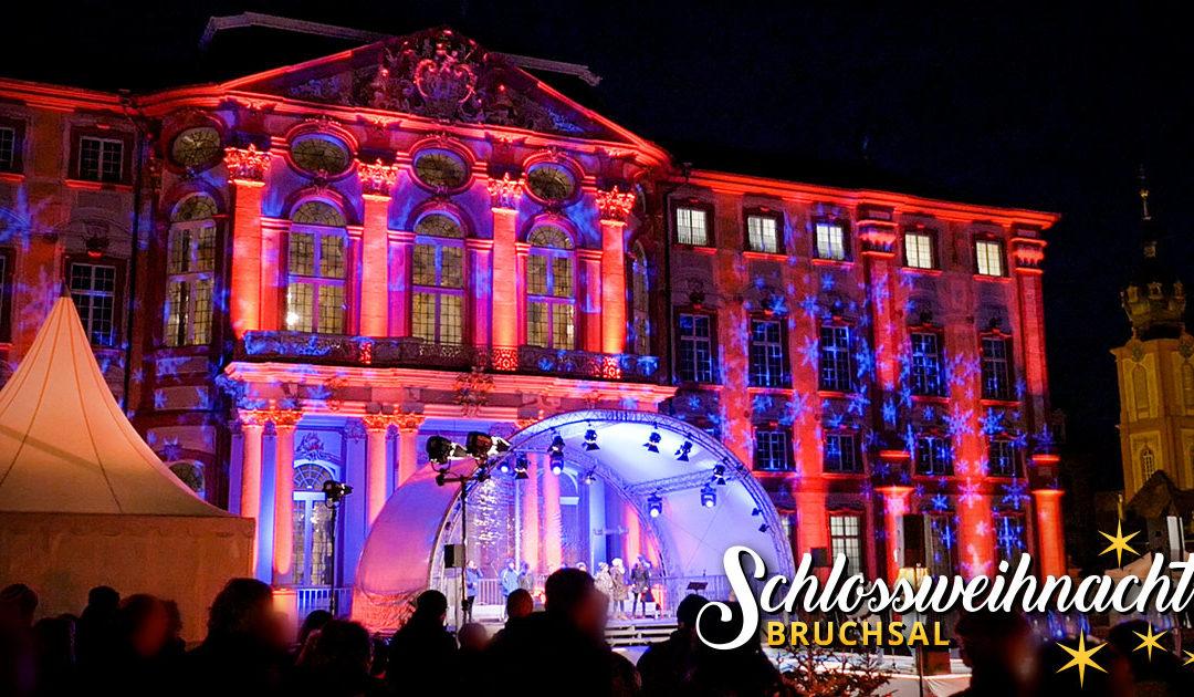 Bruchsaler Schlossweihnacht 2017