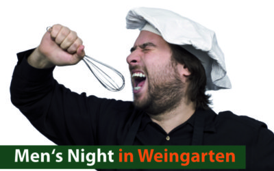 Men's Night in Weingarten