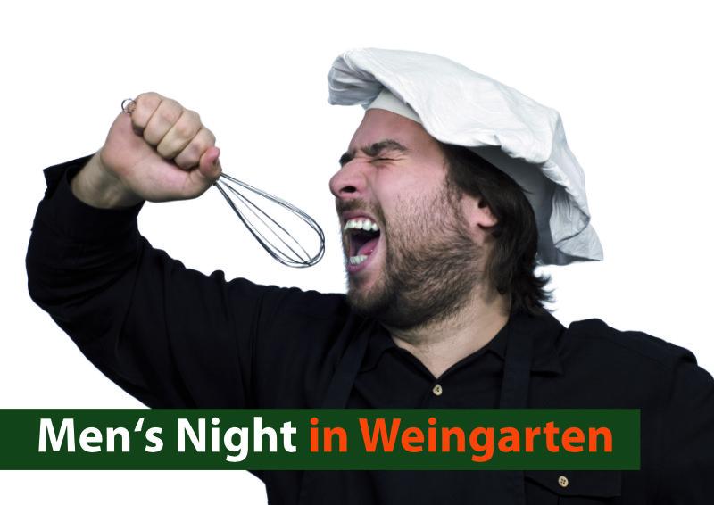 Men's Night in Weingarten