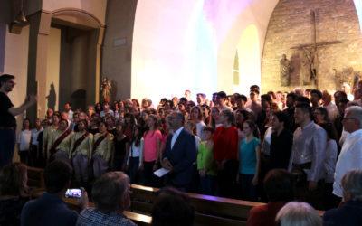 Internationales Chorkonzert im Paulusheim