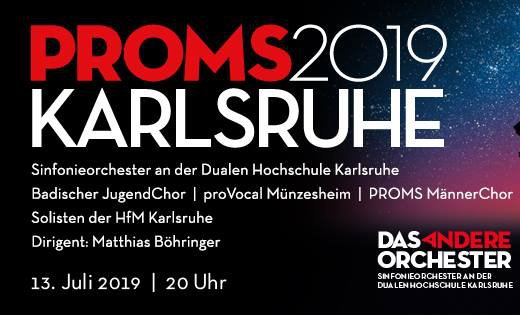 PROMS 2019 Karlsruhe