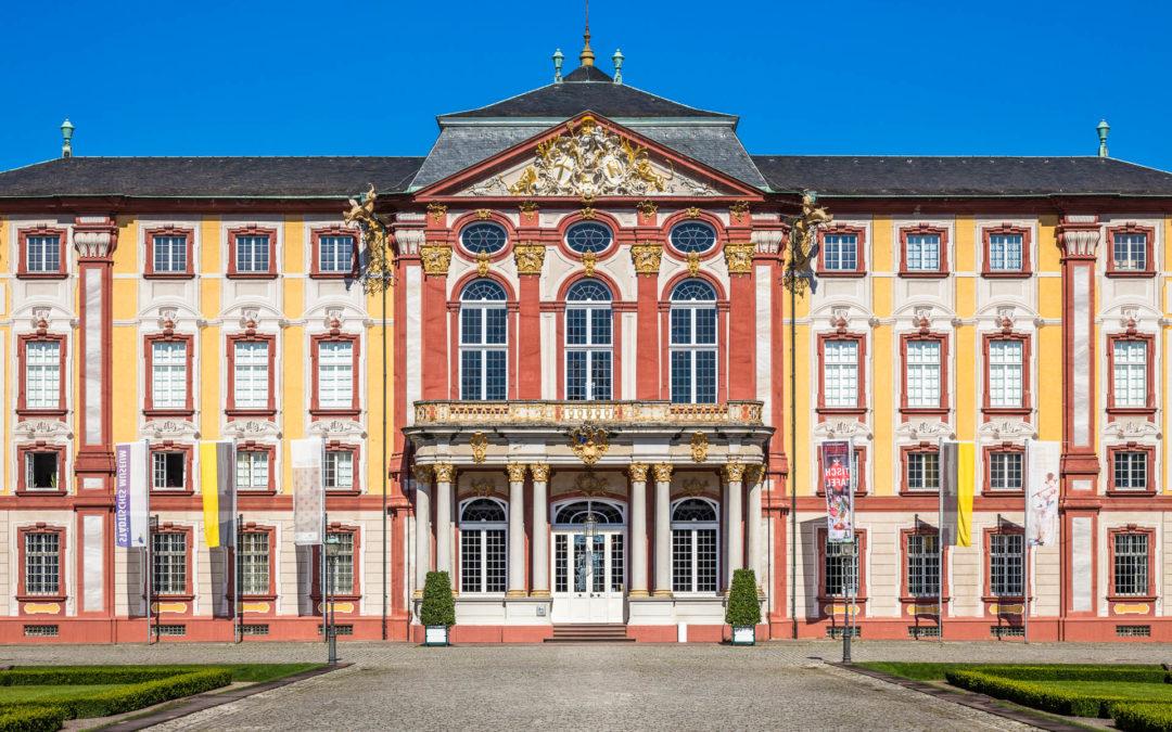 Schloss Bruchsal - www.monumente-im-bild.de