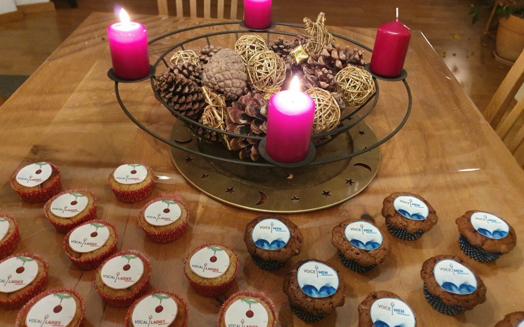 Stimmungsvolle Adventsfeier
