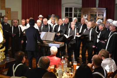 Bruchsaler Men's Night Konzert 2017